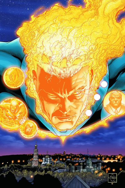 Image: Fury of Firestorm: The Nuclear Men #4 - DC Comics