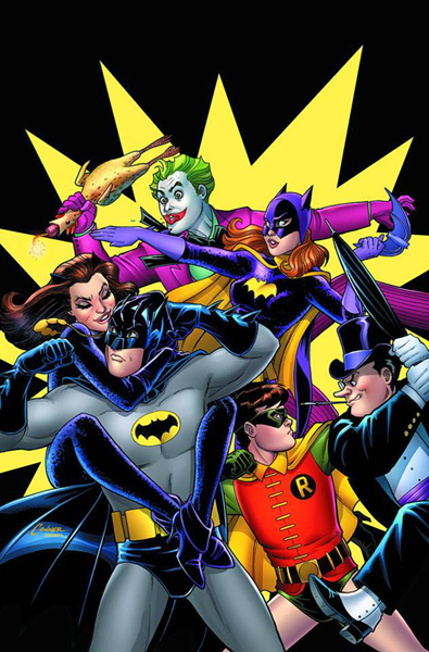Batman '66: The TV Stories
