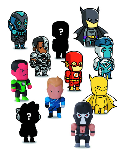 Image: Scribblenauts Unmasked Series 2 Blind Mystery Box Mini-Figure