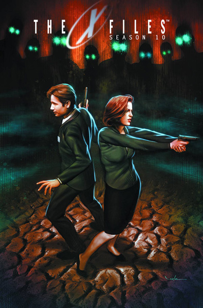 The X-Files Season 10