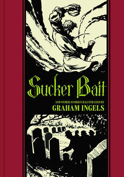 Image: Sucker Bait & Other Stories HC  - Fantagraphics Books