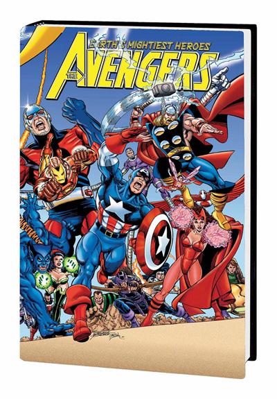 Avengers by Kurt Busiek & George Pérez Omnibus Volume 1