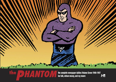 The Phantom: The Complete Dailies Volume 7: 1946-1947
