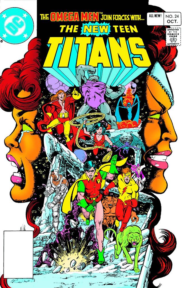 New Teen Titans Volume 4