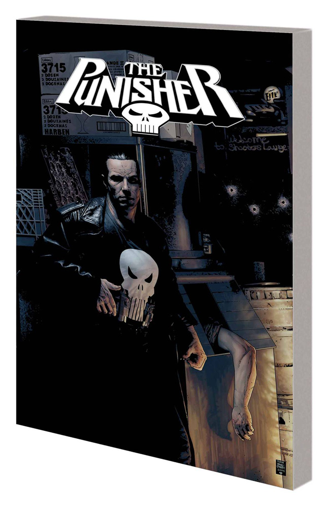 Punisher Max: The Complete Collection Vol. 1