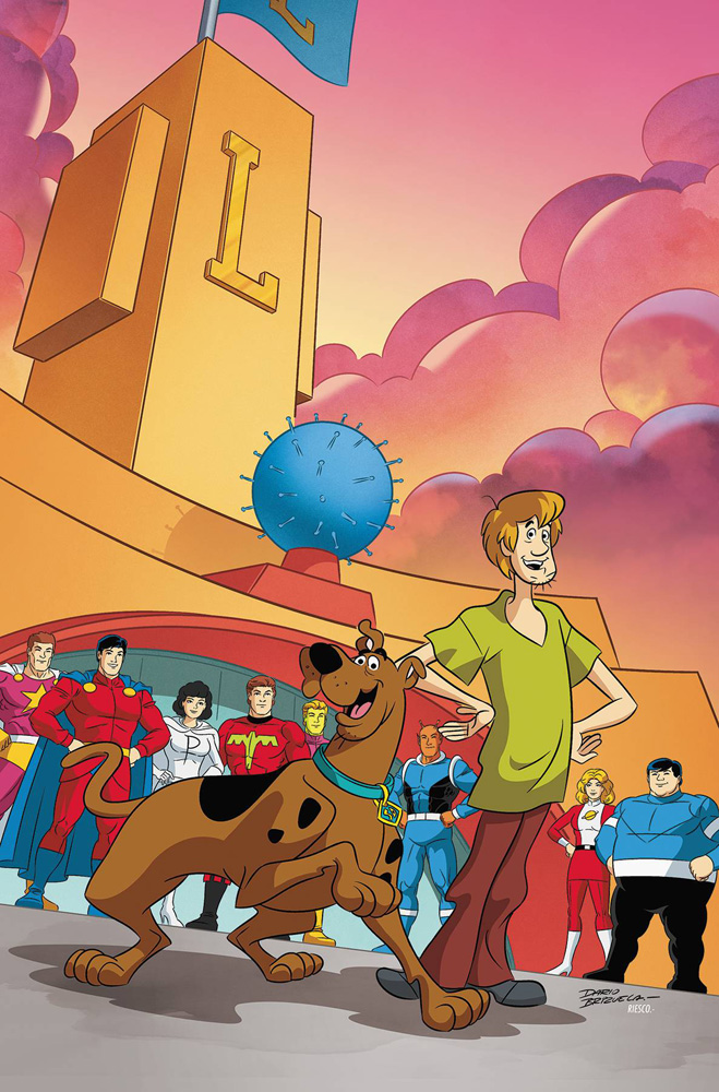 Scooby-Doo Team-Up #33