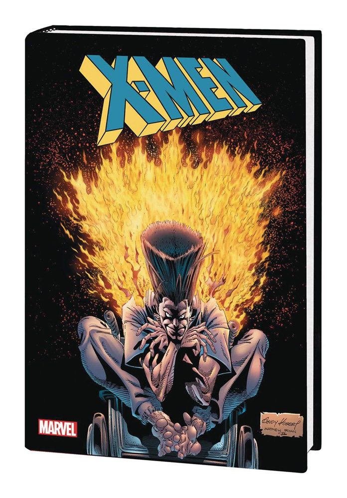 Image: X-Men: Legionquest HC  - Marvel Comics