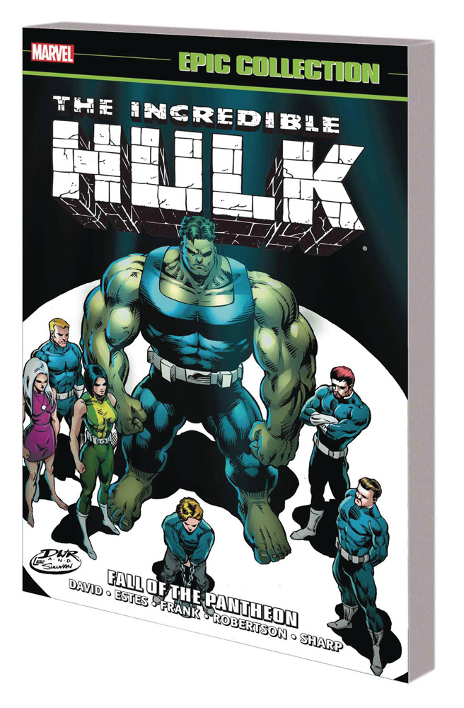 Incredible Hulk Epic Collection Vol. 21: The Fall of the Pantheon