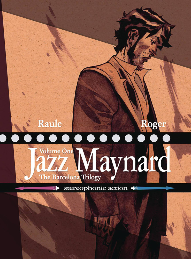 Jazz Maynard Vol.1: The Barcelona Trilogy