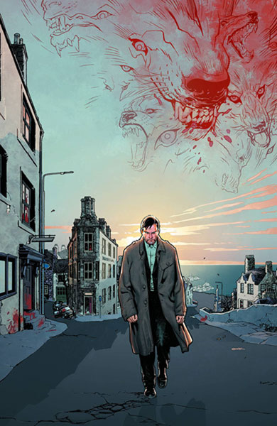 B.P.R.D.: Hell on Earth - Return of the Master #1 (variant 6-copy set)