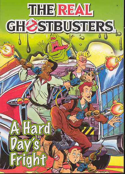 Image: Real Ghostbusters Vol. 01: Hard Day's Fright SC  -