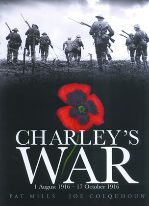 Image: Charley's War Vol. 02:  1August 1916 - 17October 1916 HC  - Titan Publishing