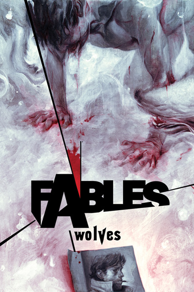 Image: Fables Vol. 08: Wolves SC  - DC Comics