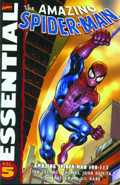 Image: Essential Spider-Man Vol. 05 SC  - Marvel Comics