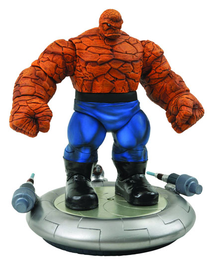 Image: Marvel Select Action Figure: Thing