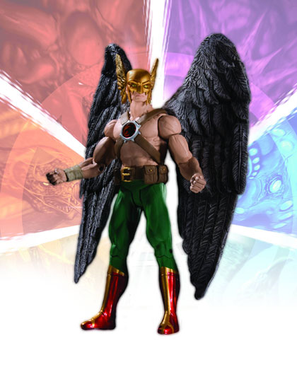 Image: Brightest Day Series 2 Action Figure: Hawkman