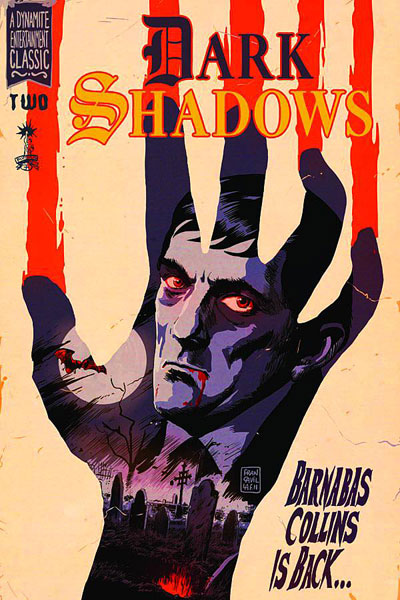 Dark Shadows #2
