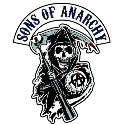 Sons of Anarchy Logo Drawings
