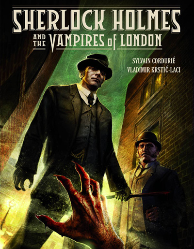 Sherlock Holmes and the Vampires of London