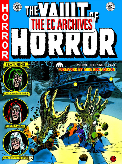 EC Archives: The Vault of Horror Vol. 3