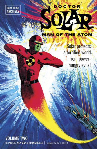 Doctor Solar, Man of the Atom Archives Vol. 2