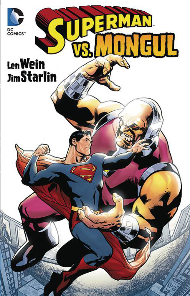Superman vs. Mongul SC