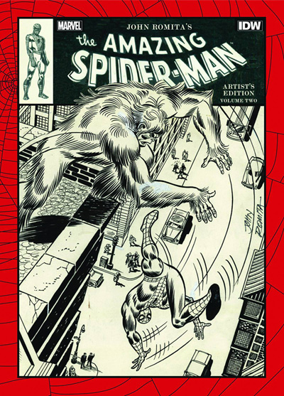 John Romita's Amazing Spider-Man Artist Edition Vol. 2