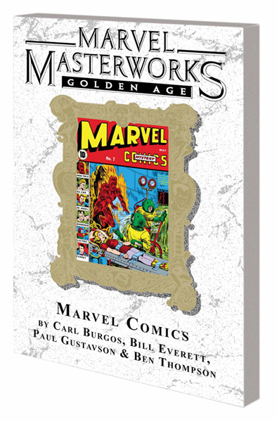 Marvel Masterworks: Golden Age Marvel Comics Vol. 2