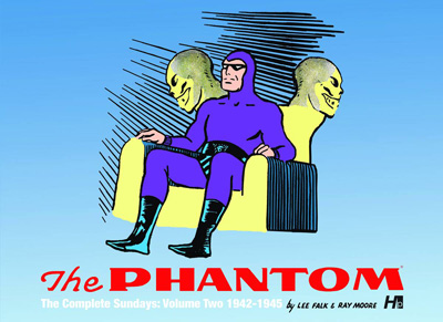 The Phantom: The Complete Sundays Vol. 2