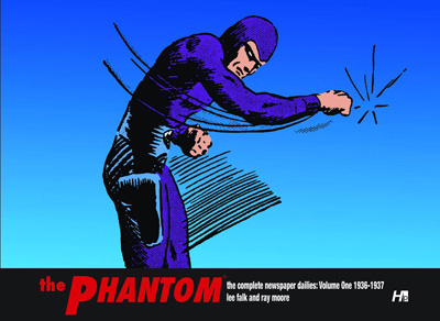 The Phantom: The Complete Newspaper Dailies Vol. 1