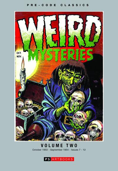 Pre-Code Classics: Weird Mysteries Vol. 2