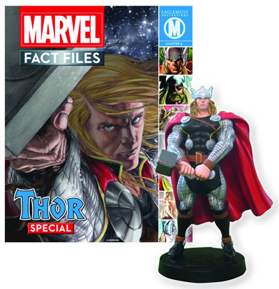 Marvel Fact Files Thor Special