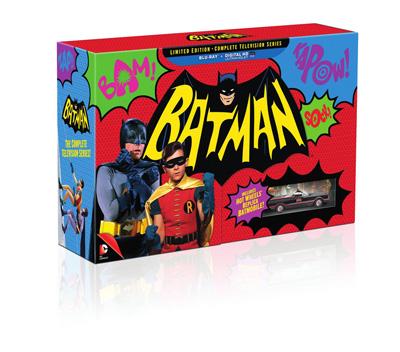 Batman: Complete TV Series Blu-ray Set