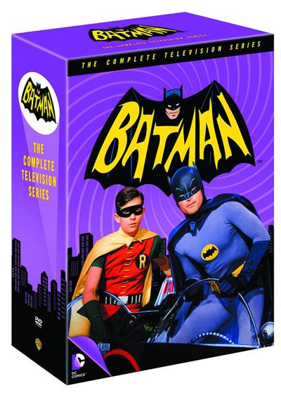 Batman: Complete TV Series DVD Set