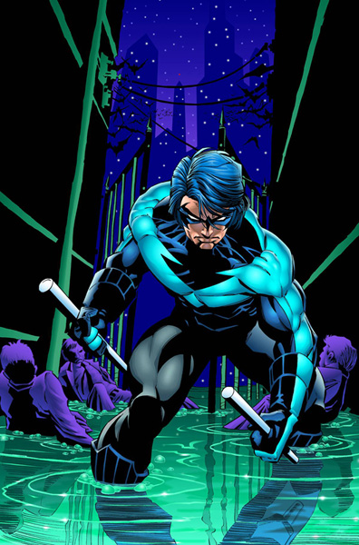 Nightwing Vol. 1: Blüdhaven