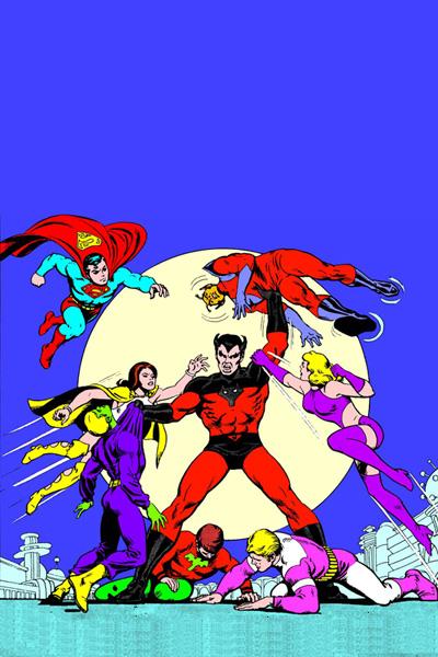 Showcase Presents: The Legion of Super-Heroes Volume 5