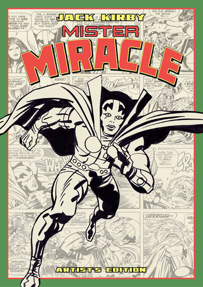 Jack Kirby Mister Miracle: Artist's Edition