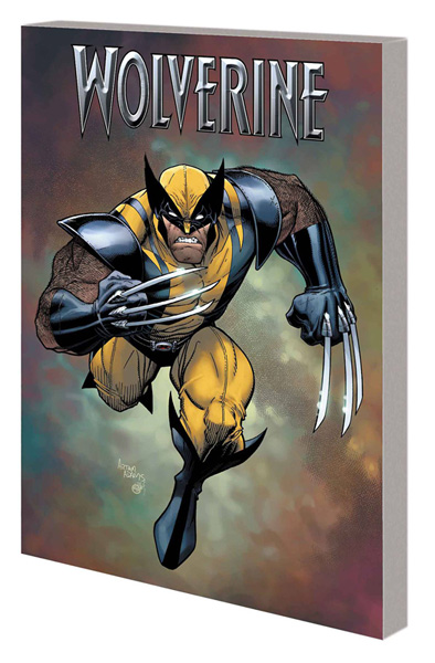 Wolverine by Jason Aaron: The Complete Collection Volume 4