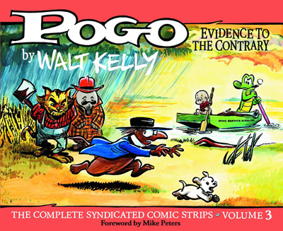 Pogo Volume 3: Evidence to the Contrary