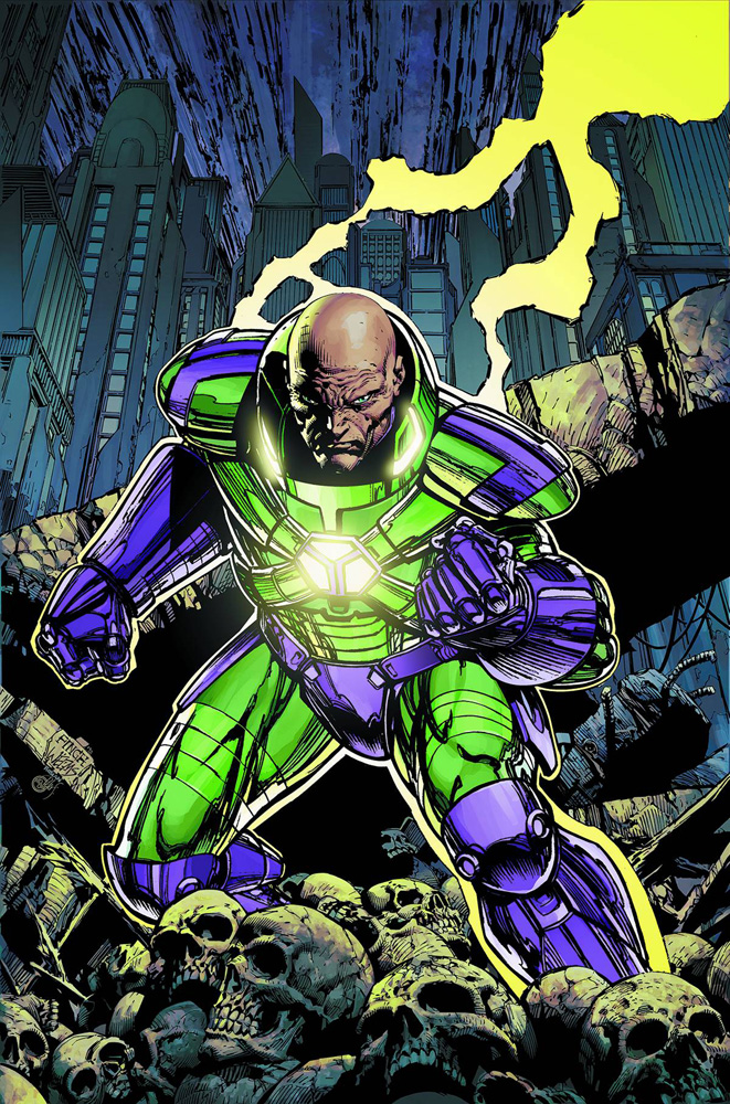 Lex Luthor: A Celebration of 75 Years