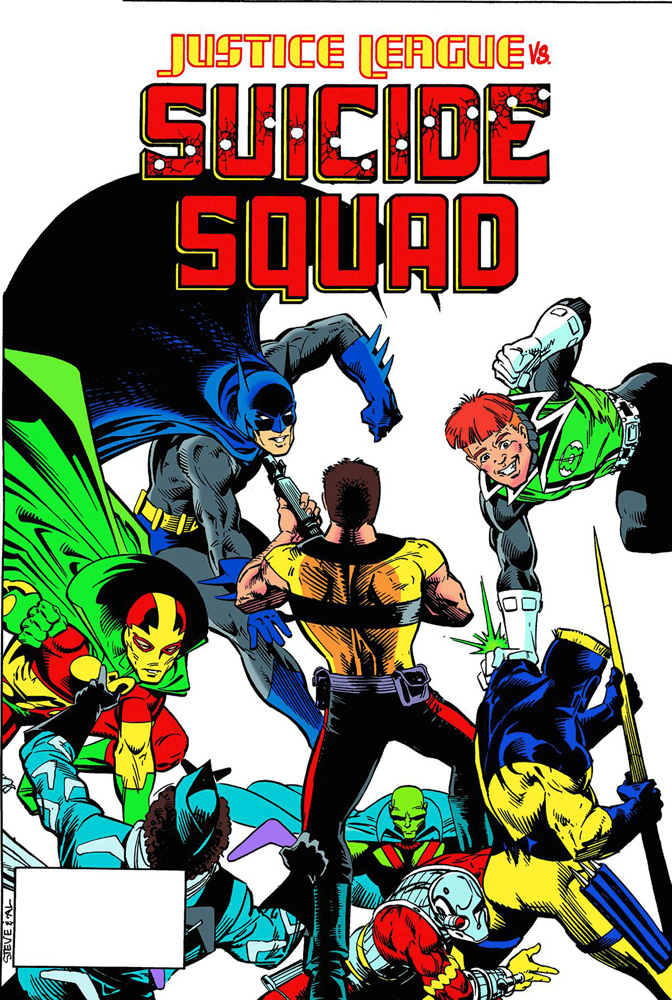 Suicide Squad Volume 2: The Nightshade Odyssey