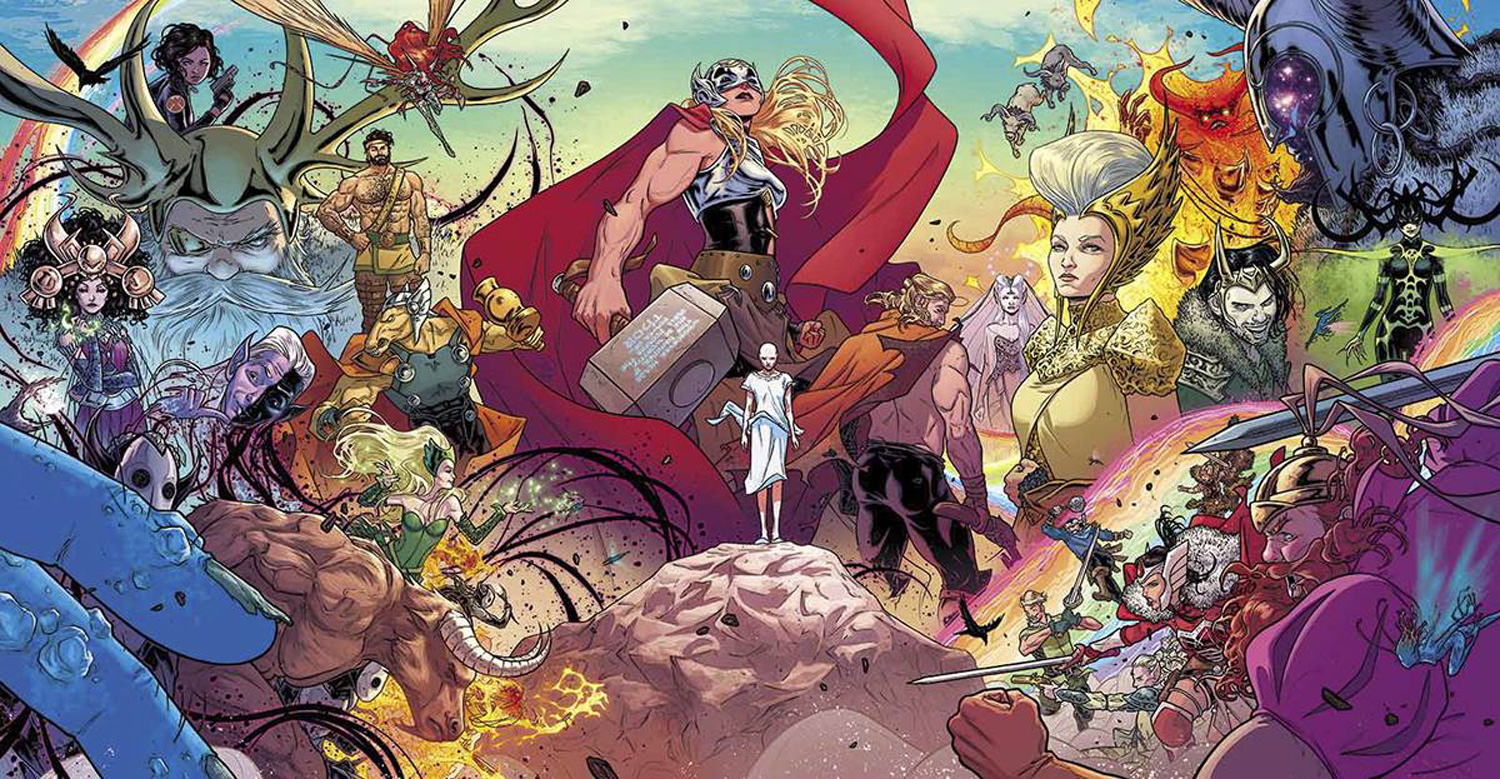The Mighty Thor #1