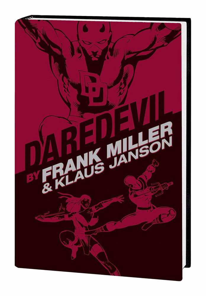 Daredevil by Frank Miller and Klaus Janson Omnibus (New Printing)