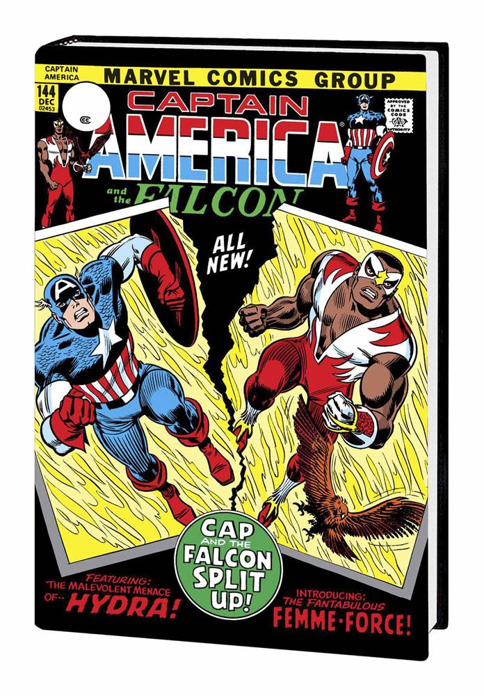 Captain America Omnibus Volume 2 Romita Cover