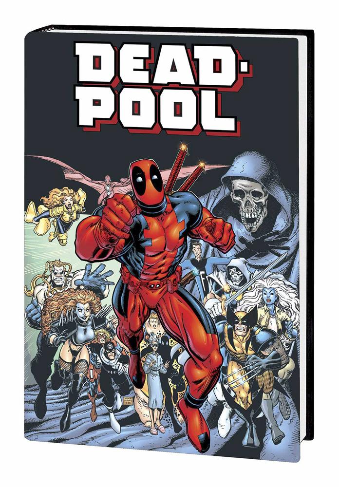 Deadpool Classic Omnibus Volume 1