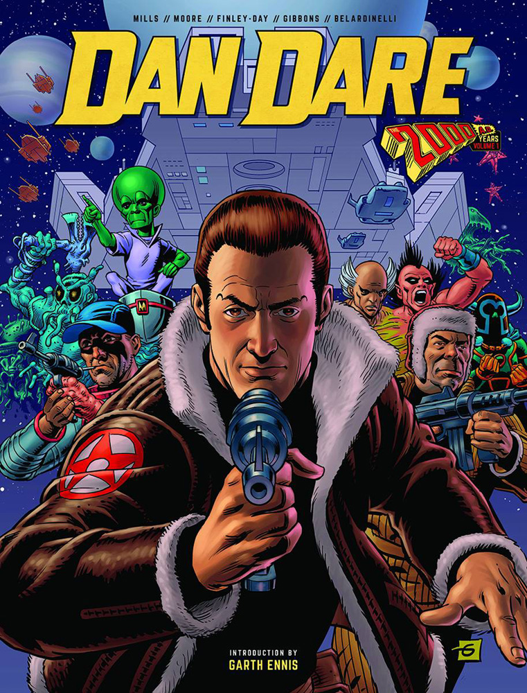 Dan Dare: The 2000AD Years Vol. 1