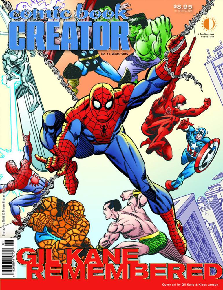 Comic Book Creator #11