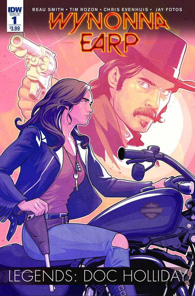 Wynonna Earp Legends: Doc Holliday Issue #1