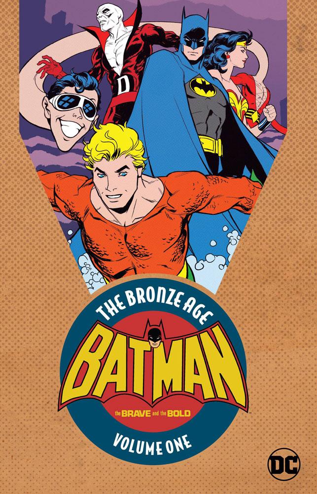 Batman in The Brave in the Bold: The Bronze Age Vol. 1