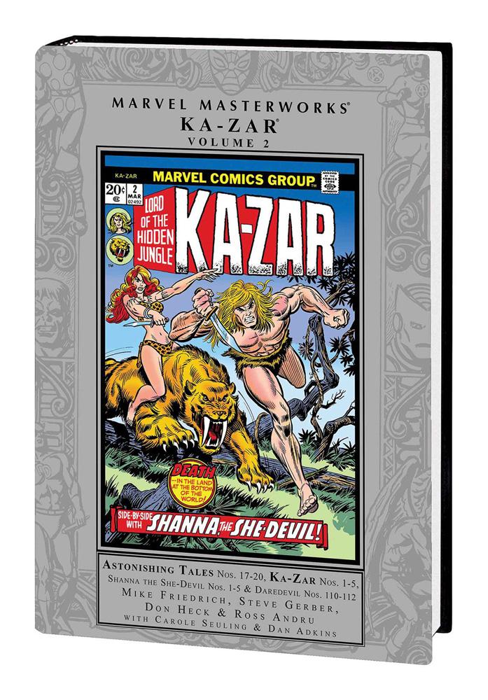 Marvel Masterworks: Ka-Zar Volume 2